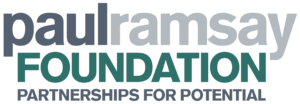 Paul Ramsay Foundation logo