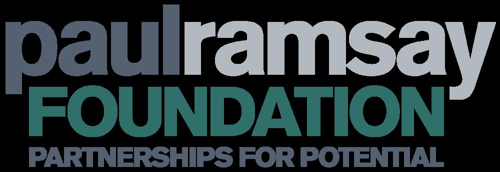 Paul Ramsay Foundation logo