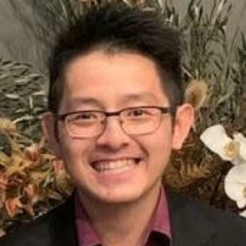 Hayson Lo photo, CFI finance lead